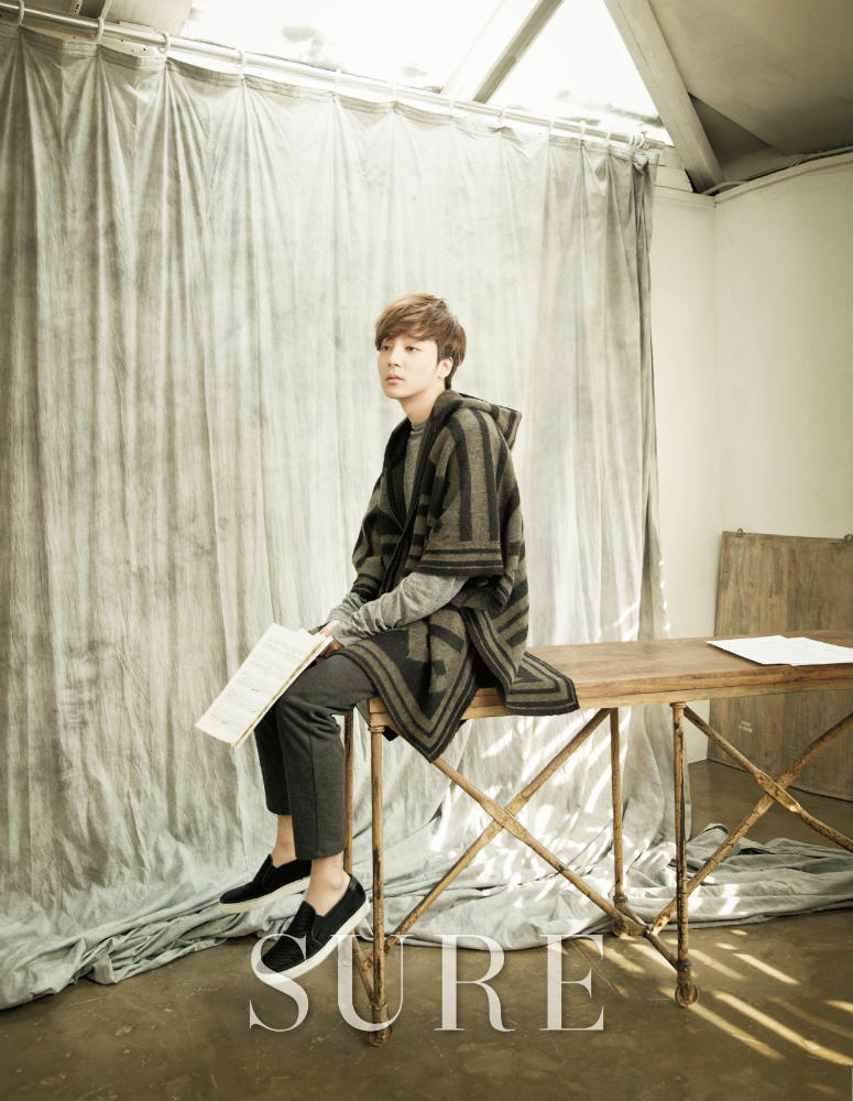 Roy Kim for Sure Magazine