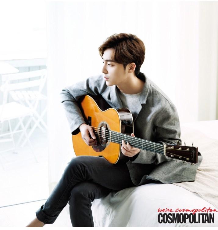 Roy Kim for Cosmopolitan