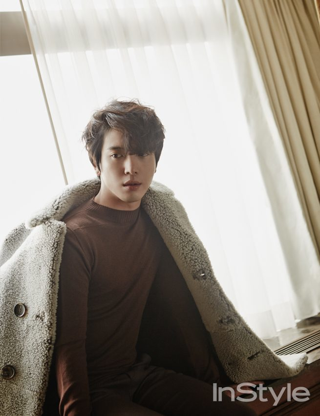 Yonghwa for InStyle