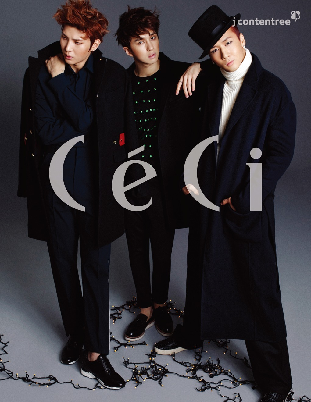 VIXX for Ceci Magazine