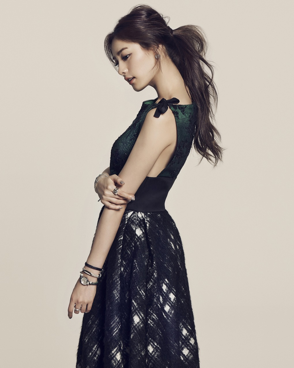 Nana for Marie Claire