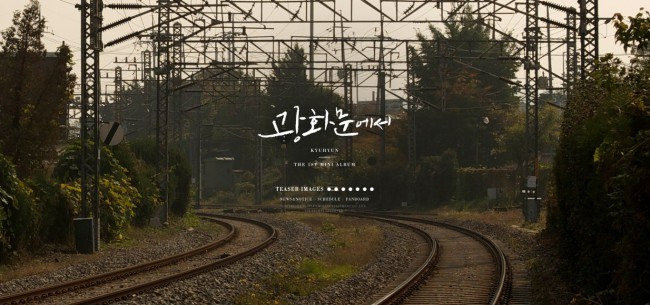 Kyuhyun Homepage