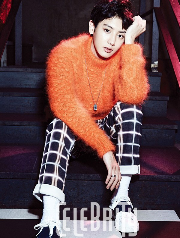 "Chanyeol ""The Celebrity"" Nov 2014"