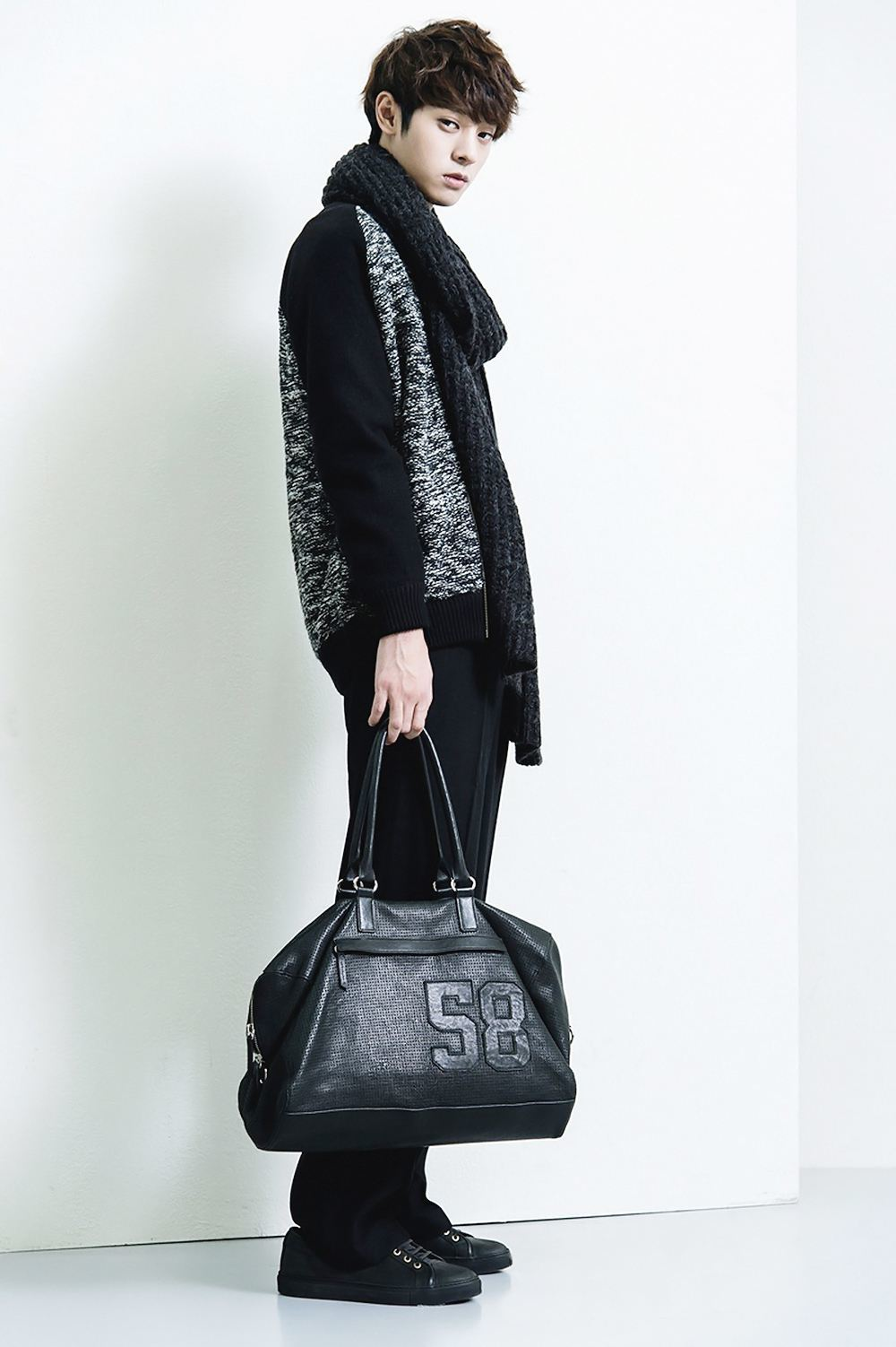 Jung Joon Young for Siero