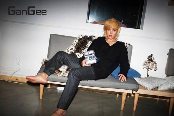 M.I.B Kangnam for GanGee