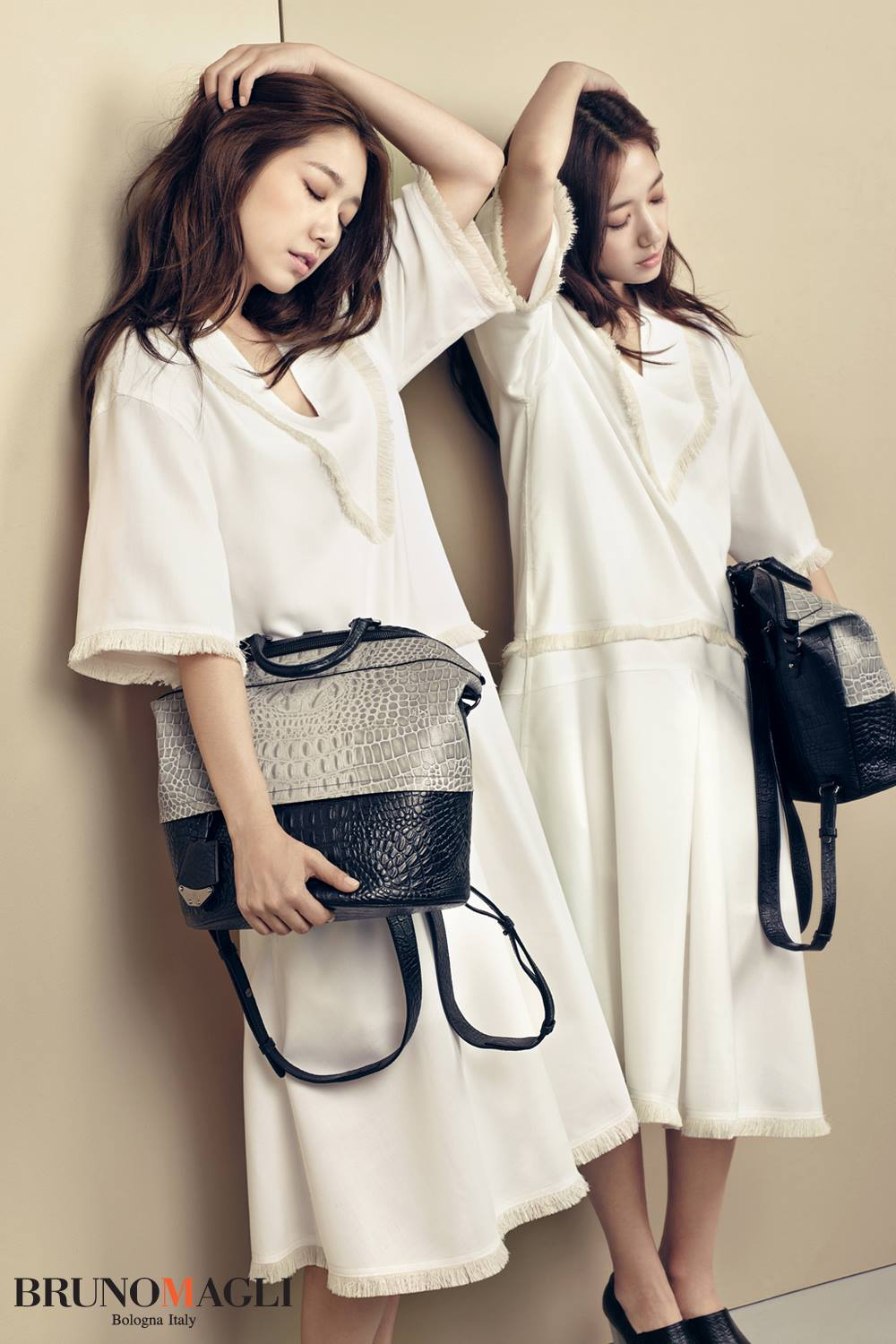 Park Shin Hye for Brunomagli
