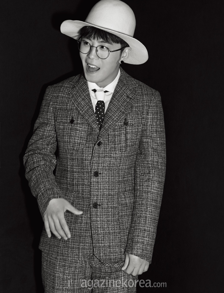 Block B for Esquire