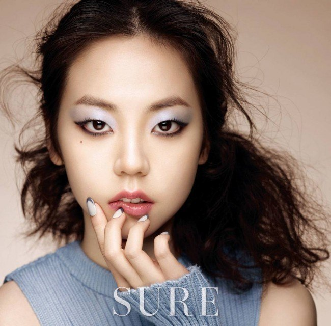 Sohee for Sure Dec 2014
