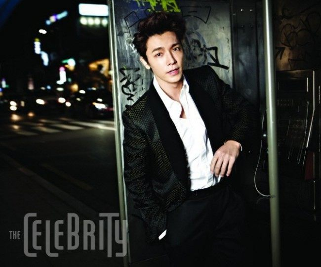Donghae for The Celebrity Dec 2014