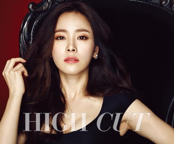 Han Ji Min High Cut Dec 2014