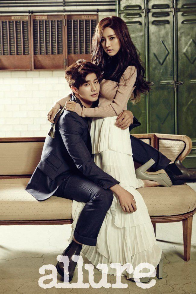 Song Jae Rim and Kim So Eun are a steamy couple for