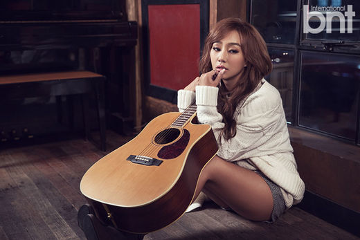 Hyorin for BNT Nov 2014
