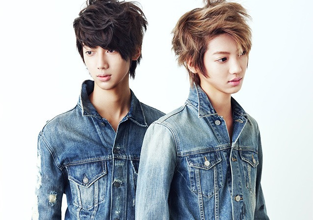 Jo Twins - Boyfriend's Kwangmin and Youngmin
