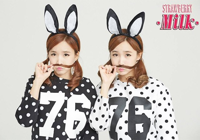 Crayon Pop: Way and Choa
