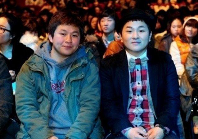 Huh Gong and Huh Gak