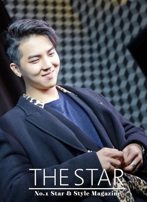 "WINNER's Mino for ""The Star"" Magazine"