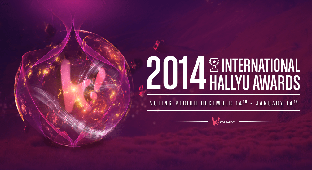2014 International Hallyu Awards - 2014 IHA