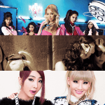 Girls' Generation, f(x), 2NE1