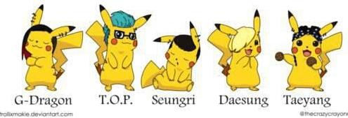 Big Bang Pikachu