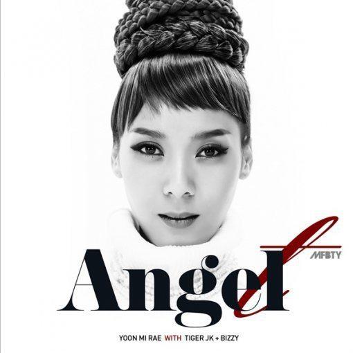 "Yoon Mi Rae ""Angel"" single"