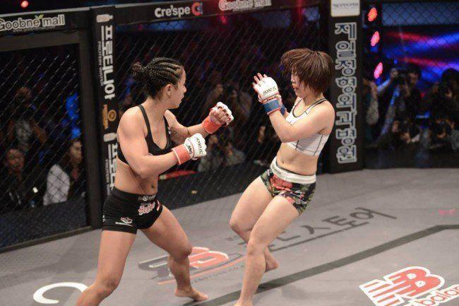 Song Ga Yeon 2nd match