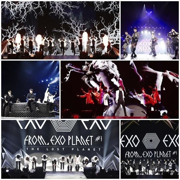 EXO from EXOPLANET #1 - The Lost Planet via Enews24