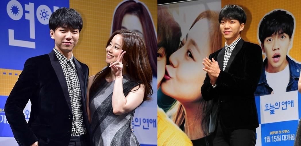 myungsoo meet yoona and lee