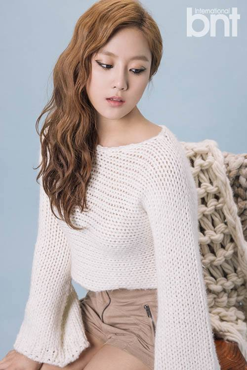 Yewon for bnt