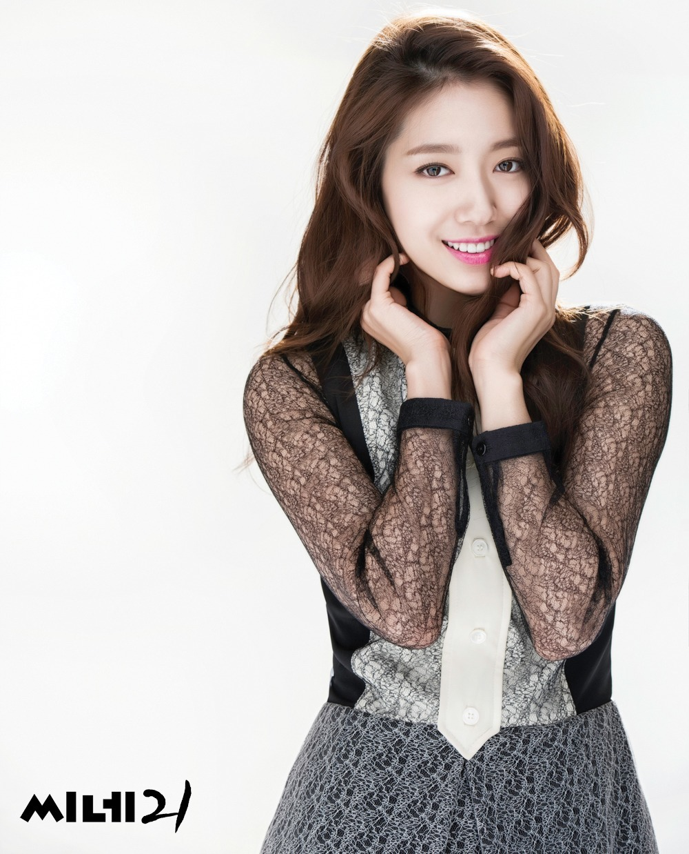 Park Shin Hye for Cine21