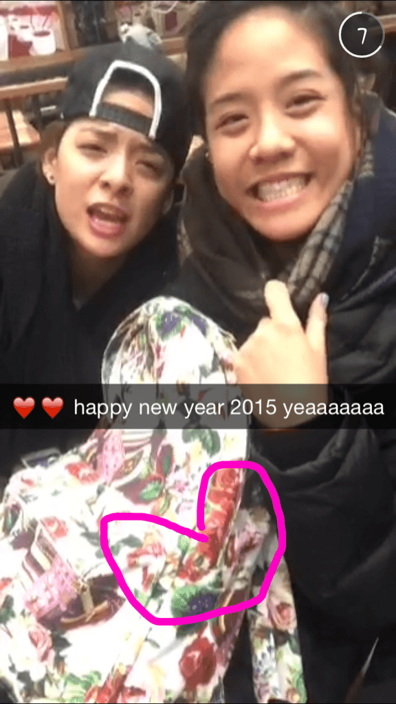 min snapchat with amber