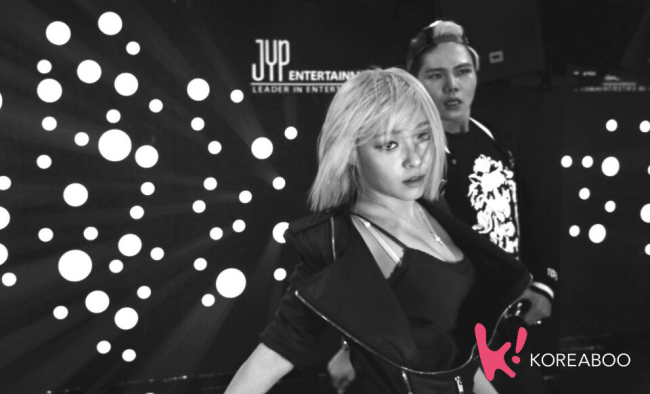 Exclusive teasers for miss A Min's upcoming dance cover of Beyonce