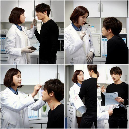 "Hwang Jang Eum takes cares of Ji Sung in new stills for drama ""Kill Me, Heal Me"""
