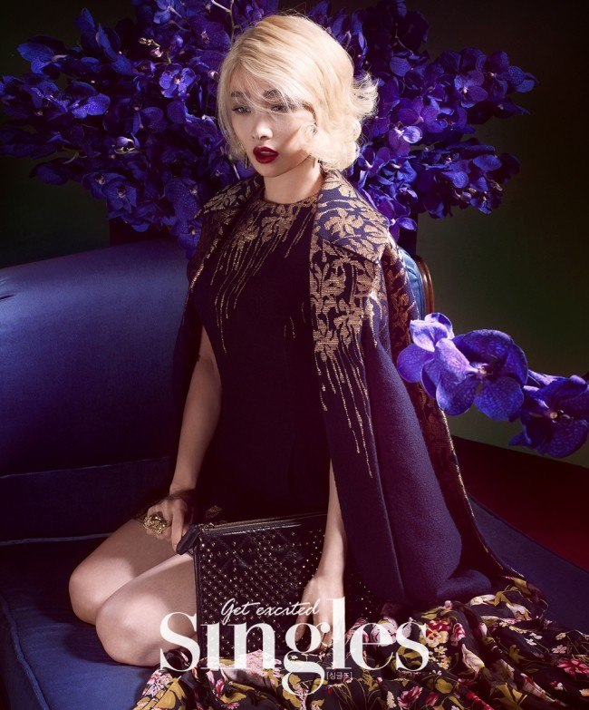 Nicole for Singles Jan 2015