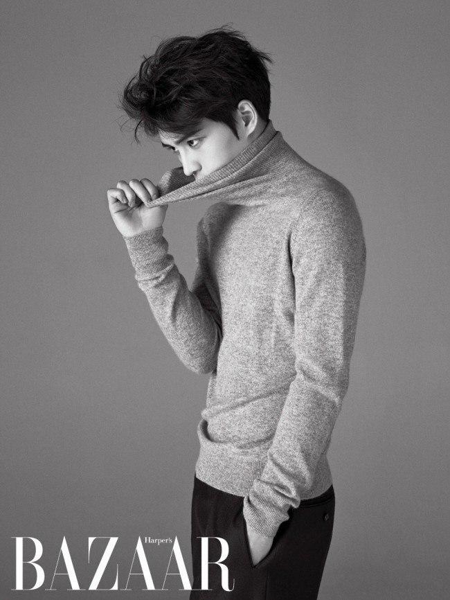 Jaejoong Harper's Bazaar Feb 2015