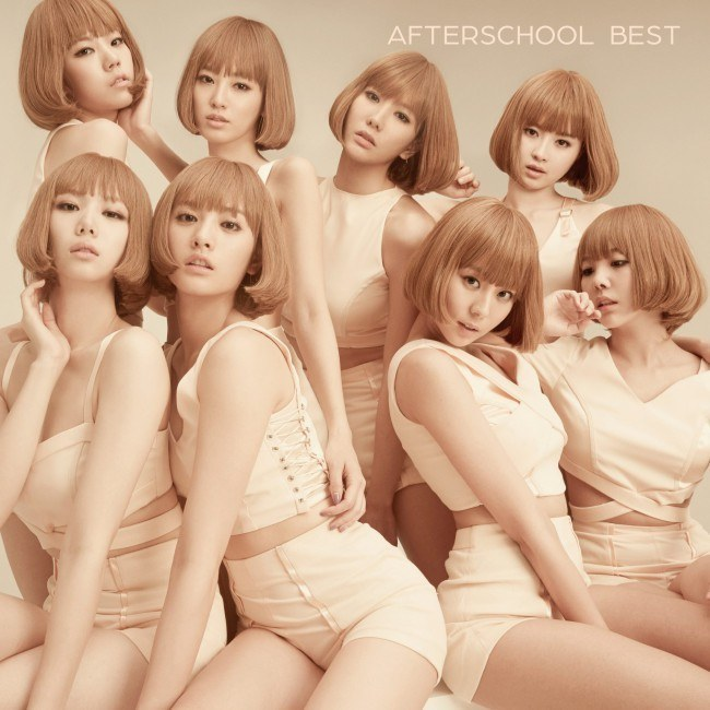 "After School ""AFTERSCHOOL BEST"""