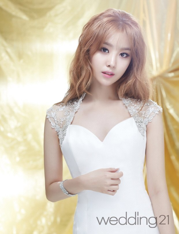 Song Ji Eun for wedding21