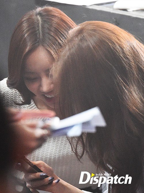 "Hyeri and Jiyeon ""The Show"""