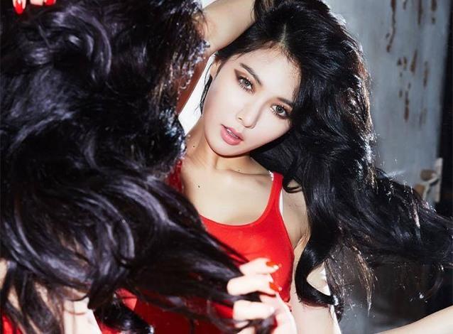 4MINUTE HyunA - June 6, 1992