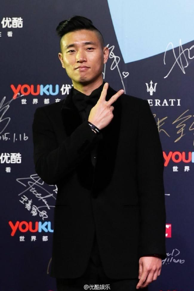Kang Gary at 2014 Youku Night