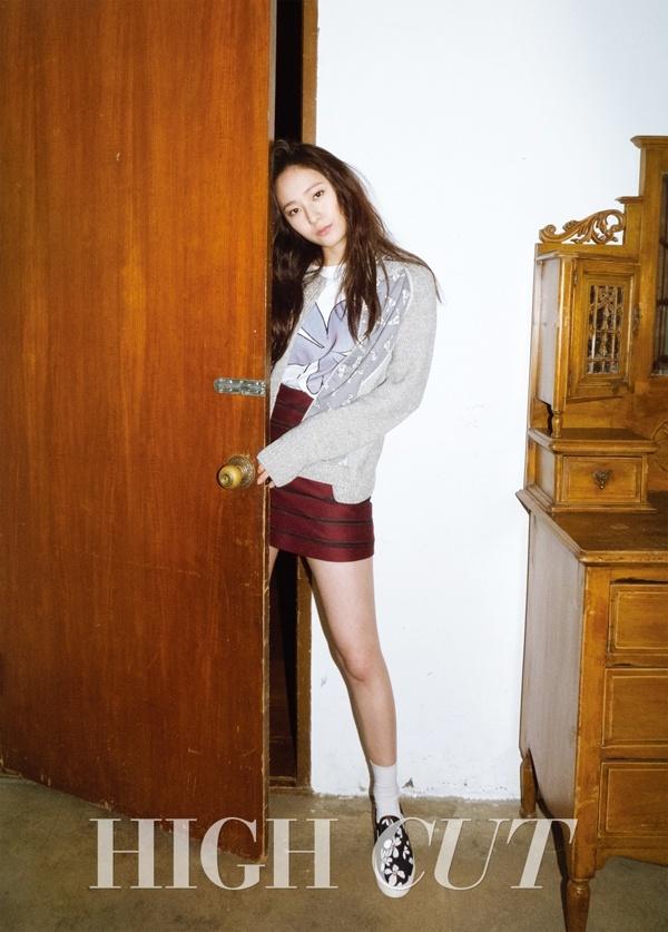 """Krystal """"High Cut"""""""