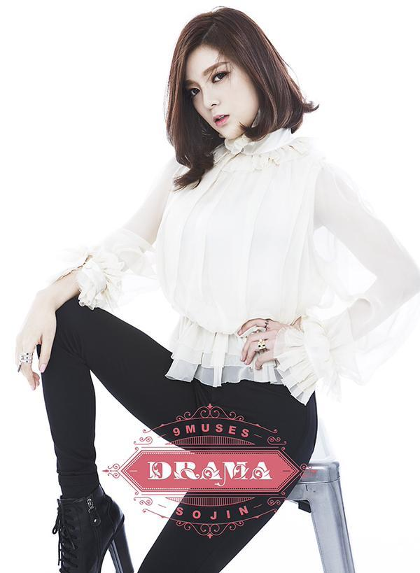 9MUSES' Sojin