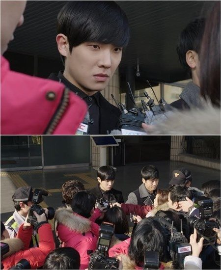 Lee Joon in Pinocchio