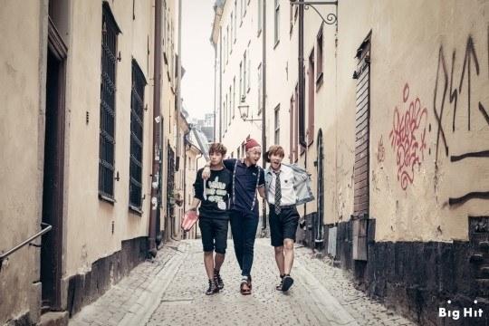 BTS photobook B-Cut