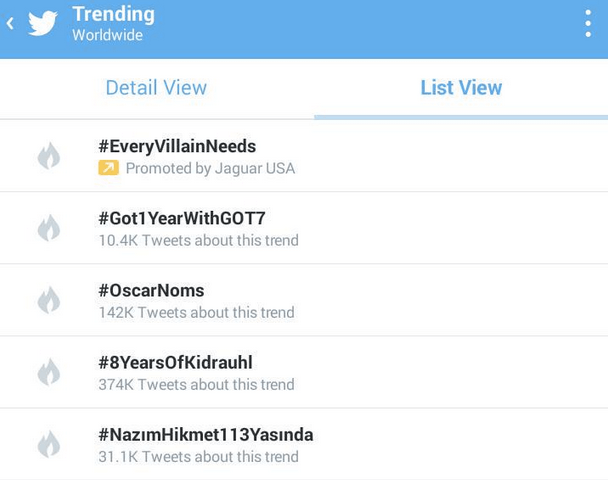 IGOT7s trend #Got1YearWithGOT7 number one Worldwide on Twitter