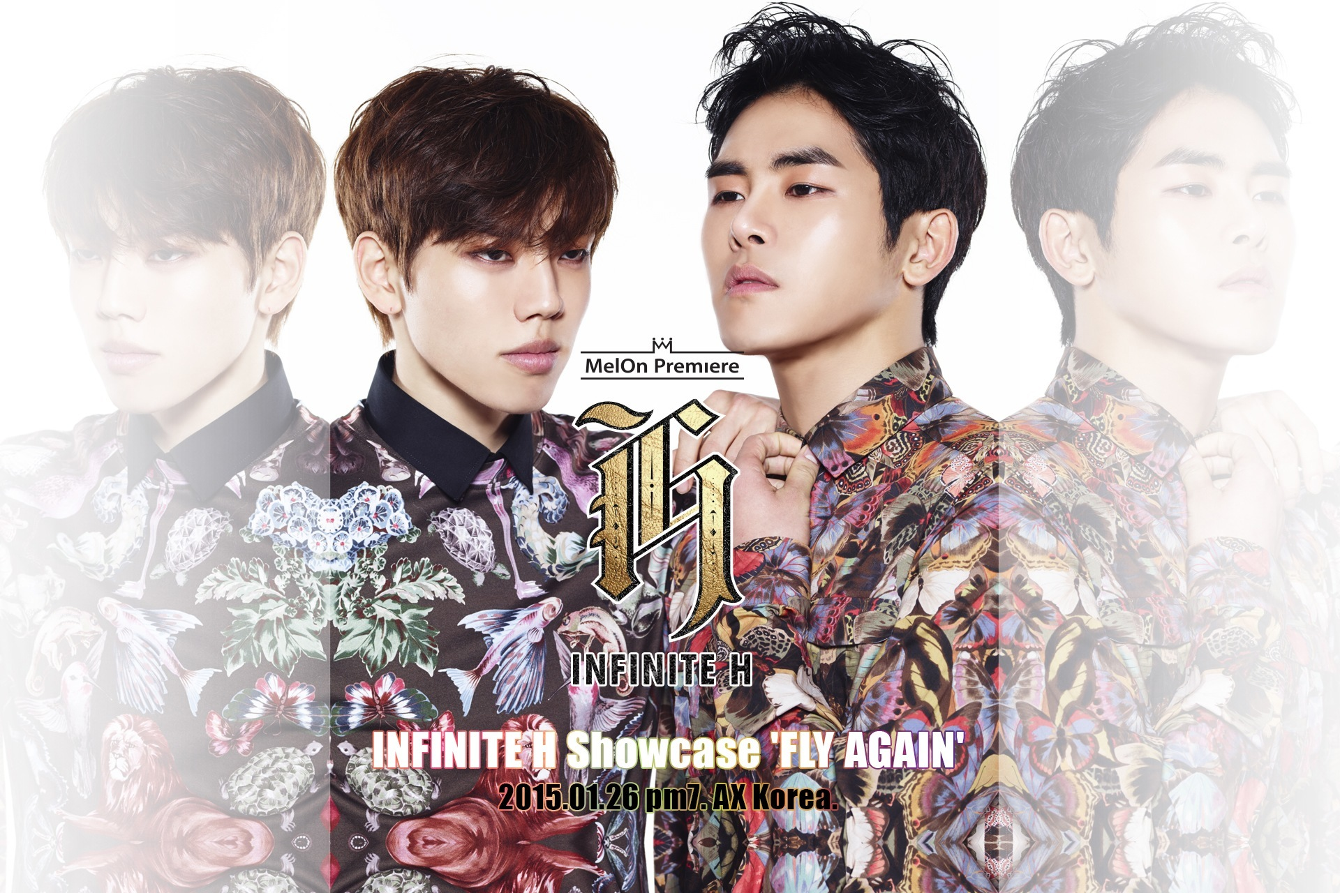 INFINITE H MelOn Showcase