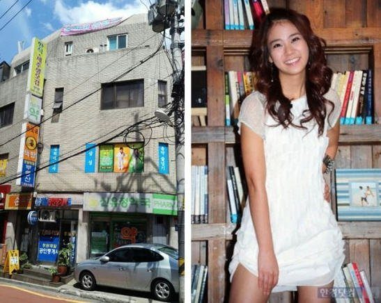 KARA Han Seungyeon purchases 45 billion won building