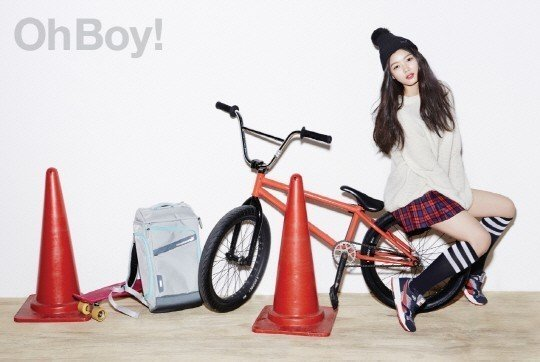 Photo-shoot with OhBoy! for Puma