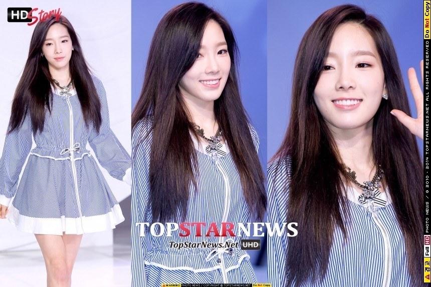 Taeyeon Fashion Kode 2015