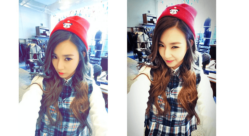 Netizens show hate towards Nichkhun after Tiffany wears ...