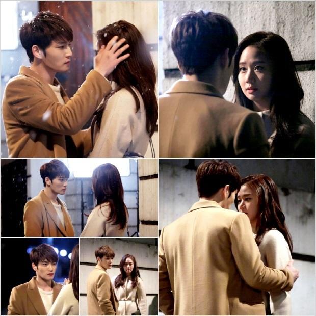 jaejoong ko sung hee kiss